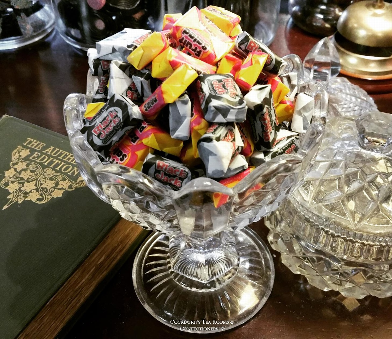 Black Jack & Fruit Salad Chews